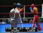 Profi-WM-Fight 1990 / Kuhr vs. Denis Sigo (Schweden)