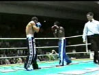 Profi-WM-Fight 1992 / Kuhr vs. Santae Wilson (USA)